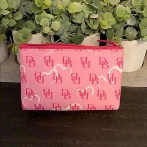 Dooney and Bourke cosmetic bag